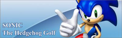Sonic The Hedgehog Golf